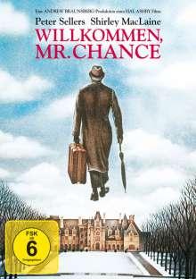 Willkommen, Mr.Chance, DVD