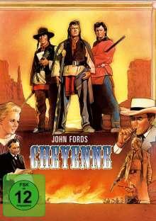 Cheyenne, DVD