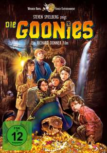 Die Goonies, DVD