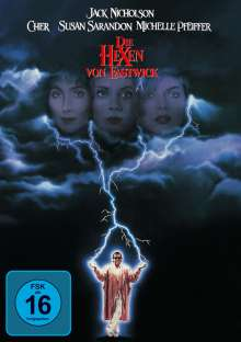 Die Hexen von Eastwick, DVD