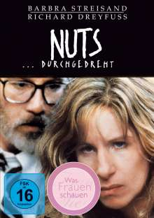 Nuts - Durchgedreht, DVD