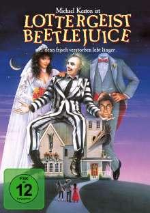 Lottergeist Beetlejuice, DVD