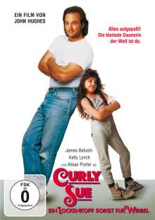 Curly Sue - Ein Lockenkopf sorgt für Wirbel, DVD