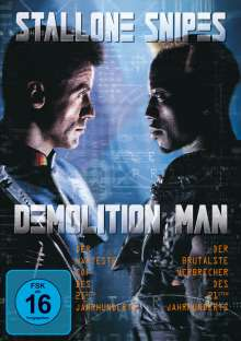 Demolition Man, DVD