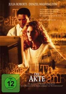 Die Akte, DVD