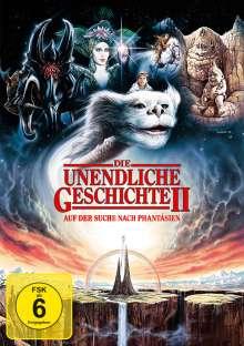 Die unendliche Geschichte II, DVD