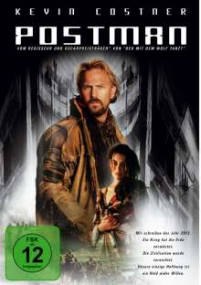 Postman (1997), DVD