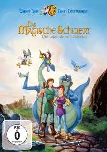 Das magische Schwert, DVD