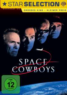 Space Cowboys, DVD