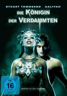 Die Königin der Verdammten, DVD