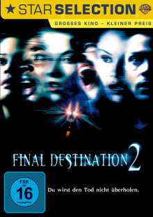 Final Destination 2, DVD