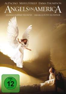 Angels In America, 2 DVDs