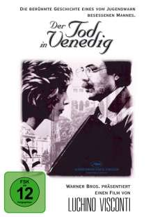 Der Tod in Venedig, DVD