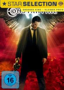 Constantine, DVD