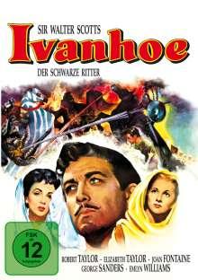 Ivanhoe - Der schwarze Ritter, DVD