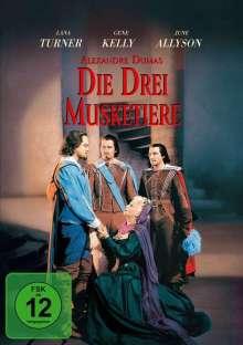 Die drei Musketiere (1948), DVD