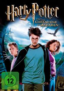Harry Potter und der Gefangene von Askaban, DVD