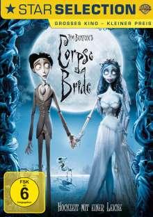 Tim Burton's Corpse Bride - Hochzeit mit einer Leiche, DVD