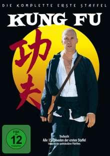 Kung Fu Staffel 1, 6 DVDs