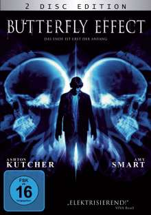 Butterfly Effect (Special Edition), 2 DVDs