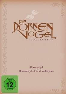 Die Dornenvögel + Dornenvögel - Die fehlenden Jahre, 5 DVDs