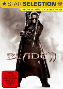 Blade 2, DVD