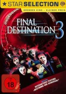 Final Destination 3, DVD
