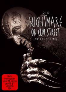 Nightmare on Elm Street Collection, 7 DVDs