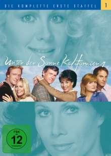 Unter der Sonne Kaliforniens Season 1, 5 DVDs