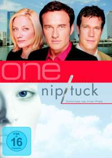 Nip/Tuck Season 1, 5 DVDs