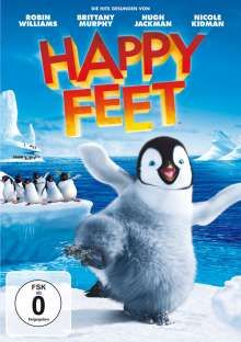 Happy Feet, DVD