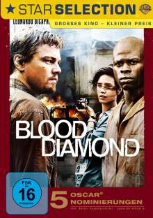 Blood Diamond, DVD