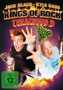 Kings of Rock - Tenacious D, DVD
