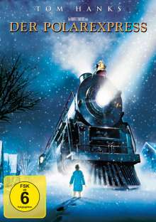 Der Polarexpress, DVD