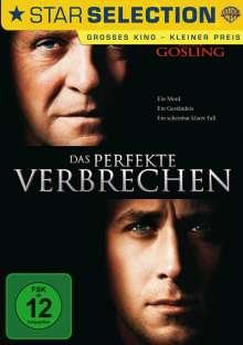 Das perfekte Verbrechen, DVD