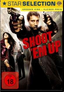 Shoot 'Em Up, DVD