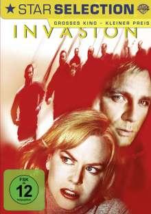 Invasion (2007), DVD