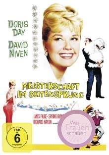 Meisterschaft im Seitensprung, DVD