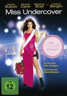 Miss Undercover, DVD