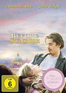 Before Sunrise, DVD