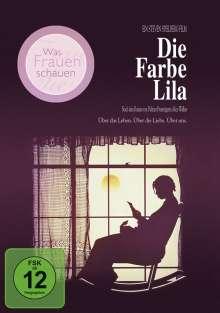 Die Farbe Lila, DVD