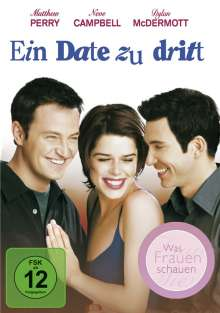 Ein Date zu dritt, DVD