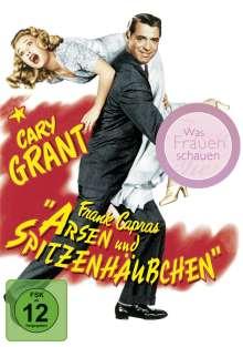Arsen und Spitzenhäubchen, DVD