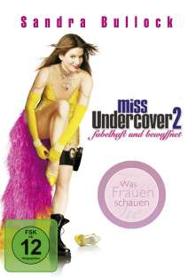 Miss Undercover 2, DVD