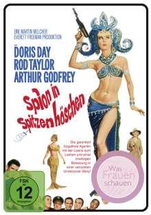 Spion in Spitzenhöschen, DVD