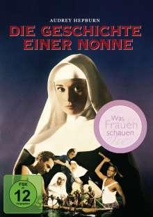 Die Geschichte einer Nonne, DVD