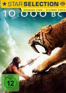 10.000 BC, DVD