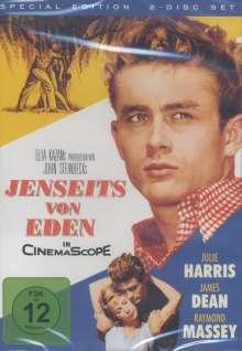 Jenseits von Eden (Special Edition), 2 DVDs