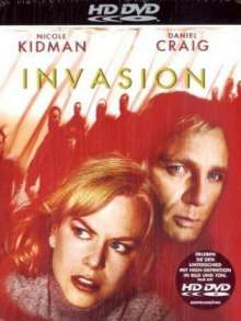 Invasion (2007) (HD-DVD), HD DVD