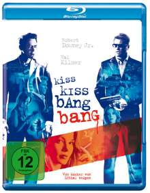 Kiss Kiss Bang Bang (Blu-ray), Blu-ray Disc